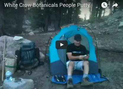 White Crow Botanicals People Putty Video