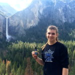 Madison S. hiking in Yosemite. Check out our new testimonials!