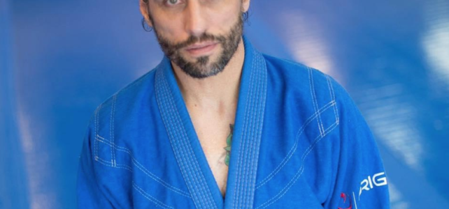 Jiu Jitzu Master Mike B. Check out our new testimonials.
